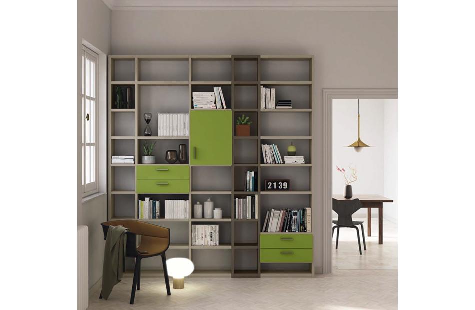 Free librerie particolari with librerie particolari for Librerie a basso costo
