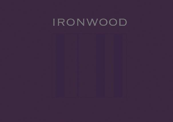 GRANZOTTO catalogo Ironwood
